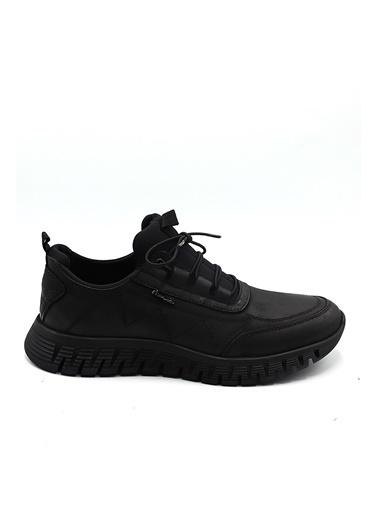 La scada 12346 Sıyah Erkek Spor Ayakkabı Siyah